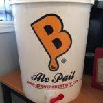 Bottling Bucket with Spigot